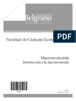 3879 - Macroeconomia - Di Ciano