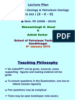 B.tech IV 1st Lecture