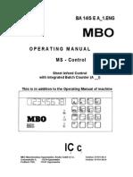 Manual Mbo W
