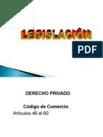 LEGISLACION ARCHIVISTICA