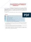 Barómetro de La Gestión de La Prevención de Los Riesgos Psicosociales en El Trabajo en España 2014