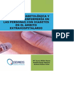 Educacion Diabetes Enfermeria