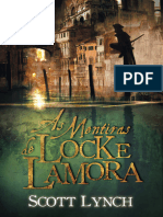 As Mentiras de Locke Lamora - Scott Lynch