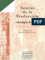 Benjamin La Tarea Del Traductor