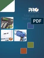 Manual de Instalação de Antenas UHFVHF CFTV, TV Digital, Parabólica - Proeletronic