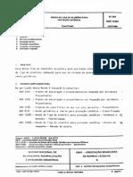 NBR 10387 - Anodo de Liga de Aluminio Para Protecao Catodica[1]