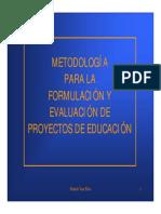 Educacion 1 Ciclo de Vida