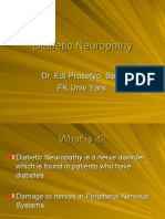 Neuro Diabetic Neuropathy