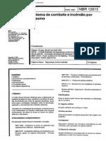 NBR 12615 - Sistema de Combate a Incêndio por Espuma.pdf