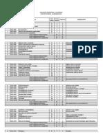Plan de Estudio Contabilidad 2011