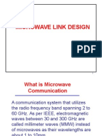 161895430 Microwave Link Design Ppt