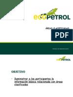 Areas Clasificadas Ecopetrol