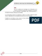 p2 Informe  - INFORME de practicas pre profesionales