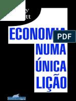 Economia Numa Unica Licao - Henry Hazlitt