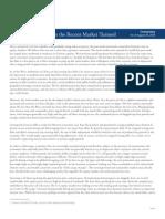 First Eagle Investment Management - Recent Market Turmoil