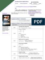 Ecuaciones Spirax Sarco