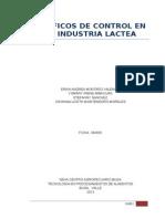 Graficos de Control en La Industria Lactea