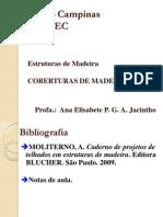 Aula 3 - Madeira - Coberturas