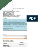 Tesis Excel