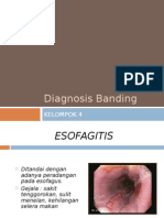 Diagnosis Banding Ppt