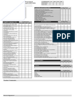 Second Grade Progress Report Template