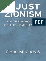 Just Zionism