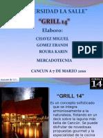 Diapositivas Grill 14