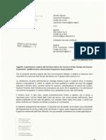 Disservizi idrici. Autorità Di Controllo Servizi Idrici Documento Prot. 26144 Del 9.09.15.