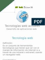 Tecnologías Web Actuales