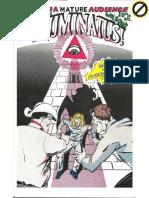 198707 Illuminatus Comic