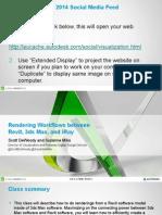 Rendering Workflows Presentation