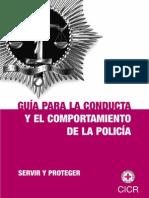 responsabilidad policial