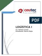 Sistema_ de Gestión de La Logística en Honduras