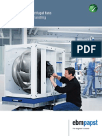 RadiPac EC Centrifugal Fans Perfection in Air Handling AHU En
