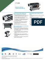 HP Designjet T1200-Eng