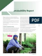 Sustainability 2009