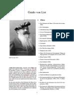 Guido Von List