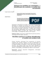 Os Sistemas de workflow em arquivística