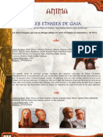 Ethnies de Gaia