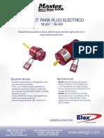Lockout Para Plug Eléctrico