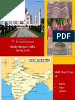 India Presentation 2016