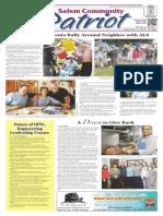Salem Community Patriot 9-11-2015