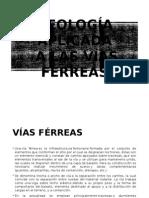 la geologia en los FERROCARRILES