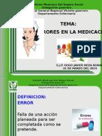 Errores en La Medicacion (2)