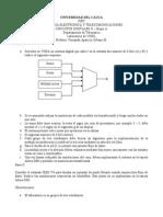 Práctica 1 II2015 VHDL