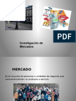 Inv. Mercados-1ra Clase