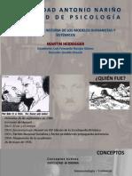 Heidegger, exposición UNAM-UAN