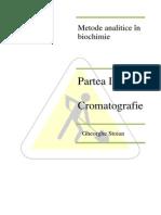 Biochimie analitica - Cromatografie