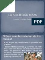4° SOCIEDAD MAYA