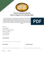 Daryl YG Kingston Hub Hive Agreement